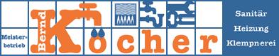 Bernd Köcher GmbH & Co. KG - Logo